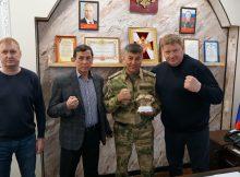 Брянские росгвардейцы включат бокс в систему физической подготовки