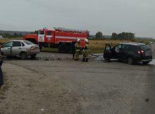 В Брянской области пьяный водитель устроил ДТП с пострадавшими