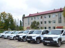 Климовская райбольница получила 13 машин по программе модернизации