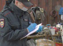 Брянская полиция раскрыла кражу 400 килограммов металлолома