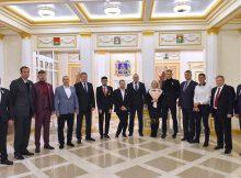 Губернатор Александр Богомаз обсудил с участниками Игр в Токио будущее брянского спорта