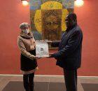 В Брянскую область с 3-дневным визитом прибыл посол Уганды