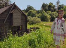 О народном костюме брянского села Речица сняли видеоролик