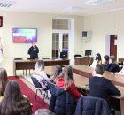 Брянским студентам рассказали о свободолюбии русского народа