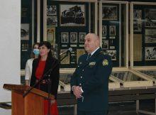 В Брянском краеведческом музее открылась выставка «Спасенные шедевры»