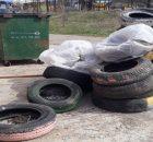 Брянским автомобилистам предложили сдать бесплатно шины от своей машины