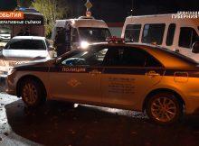 МВД России предоставило уникальные кадры задержания белобережского стрелка