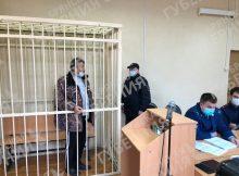 В Брянске в суде белобережский стрелок, ранивший полицеского, признал свою вину