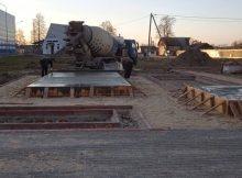 В брянском поселке Суземке распланировали территорию под сквер