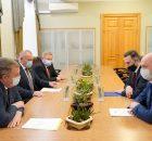 Брянский губернатор обсудил с газовиками темпы газификации региона