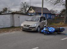 В Жуковке в ДТП погиб 35-летний байкер-нарушитель