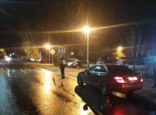 В Брянске пенсионерка за рулем Mercedes сбила 46-летнюю женщину