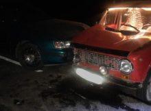 В Дятьковском районе столкнулись Toyota и «Жигули»: ранена 56-летняя женщина