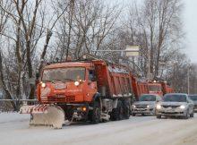 Дорожники Брянского района забыли о песко-соляной смеси для зимы