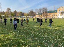 Брянцев пригласили на мастер-класс по скандинавской ходьбе