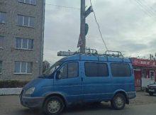 В Брянске перед переездом в Бежице установили фотоловушку