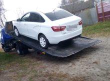 В Новозыбкове поймали пьяного 40-летнего водителя
