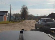 В брянском поселке Клетня поймали пьяного 28-летнего лихача