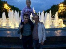 Евгений Бочериков из Брянска стал участником акции «Наш папа – лучше всех!»
