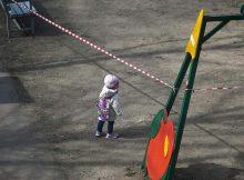 В Гордеевском районе нашли опасную детскую площадку