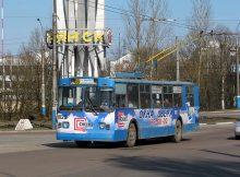 В Брянске прокуратура требует оборудовать «убитые» троллейбусы системой ГЛОНАСС